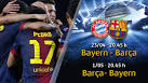 Bar��a v Bayern Munich in Champions League semi final | FC Barcelona