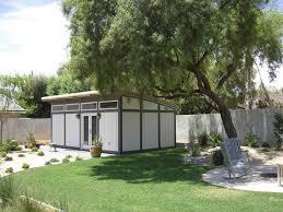 Backyard Office Prefab by Gallery