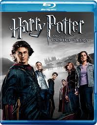 Harry Potter y El Cáliz de Fuego [BD25]