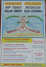 be a surf sheriff and save a life and be aware of rip currents