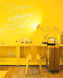 Yellow Interior by Interior Design Yellow