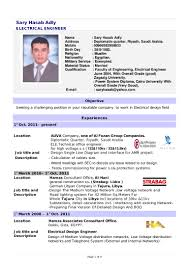 Cv Engineering  computer science engineering resume format     design electrical engineer cv   cv engineering