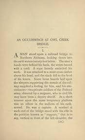 Um incidente na ponte de Owl Creek