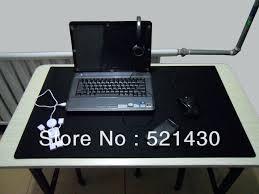 desk computer desk materials computer desk armrest pads rolling
