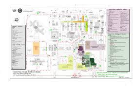 Map Of University Of Michigan by Vamc Map Fact Sheet