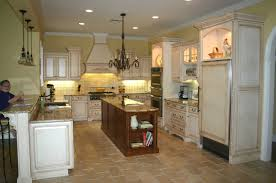white french kitchens white front great island table black solid