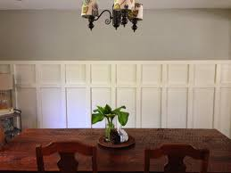 Wainscoting Ideas Bathroom by Innovative Dining Room Wainscoting All Home Decorations