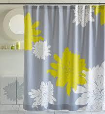bathroom awesome grey shower curtain for bathroom decoration