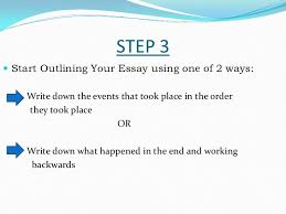 how to start writing an essay  How to start a personal writing essay sludgeport web fc com To write a college essay