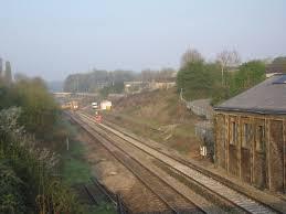 Corsham railway station