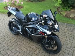 2006 suzuki gsxr 600 k6 black grey low mileage 4603 in brixworth