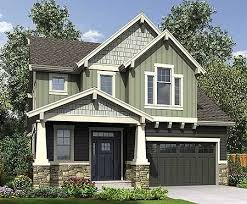 Two Story Craftsman House Plans Best 25 Narrow House Plans Ideas That You Will Like On Pinterest