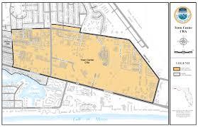 Destin Florida Map by Town Center Cra Destin Fl Official Website