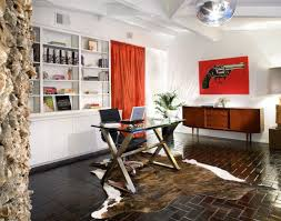 Home Office Wall Decor Ideas Gorgeous 50 Modern Home Office Design Ideas Inspiration Of Best
