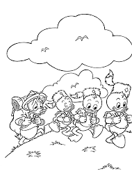 scrooge mcduck coloring pages for kids printable free coloring