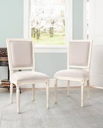 Safavieh Dining Room Chairs by Safavieh Mcr4516c Ashton Side Chair Taupe Set Of Two 801 00