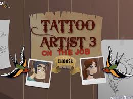 tattoo artists free game on line