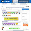 (Lotto and Strike results)