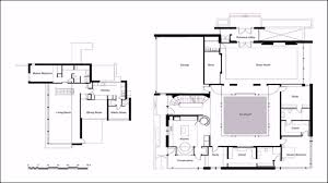 100 floor plans with courtyard house plans courtyard casita