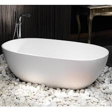 Stone Baths Waters Baths Cloud 1690mm X 820mm Double Ended Freestanding Stone