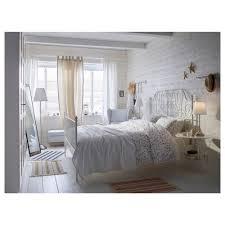 leirvik bed frame queen ikea