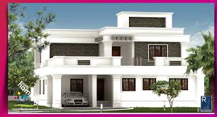 Contemporary Style House Plans Floor Contemporary Home Design On 4 Bedroom House Plans Kerala