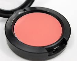 MAC cremeblend blush something special