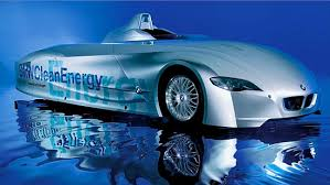 Water Powered Car! From greencleanideas.com