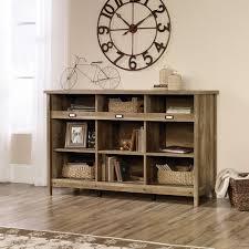Sauder Black Bookcase by Sauder Adept Storage Credenza Bookcase Hayneedle