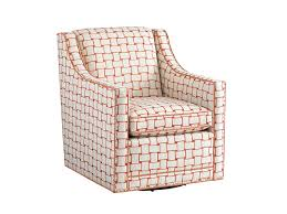Upholstered Swivel Chairs Lexington Upholstery Barrier Swivel Chair Lexington Home Brands