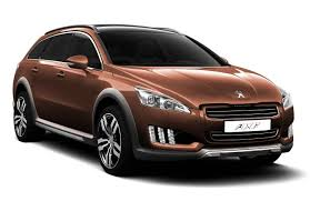 cheap peugeot peugeot 508 rxh front and rear view dream cars pinterest