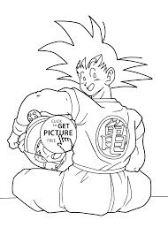 gohan coloring pages dragon ball z gohan super saiyan 2 coloring