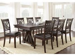 steve silver dining room adrian table top ad600t goldsteins