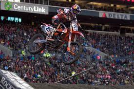 motocross race tonight race photos monster energy ama supercross in seattle news watch