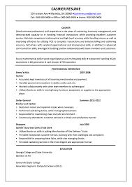 Cashier Resume   Cashier Job Description Resume Examples   resumes for cashiers happytom co