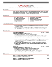 A Good Hr Resume   Business Plan Template For Mobile Food Truck