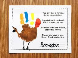 thanksgiving kid poems free turkey handprint poem simply kinder