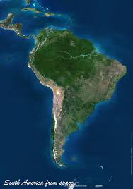 South America River Map by South America Map Or Map Of South America