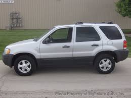 Ford Escape Sport - 2002 used ford escape xlt at signature autos inc serving