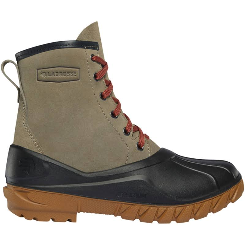 """LaCrosse Aero Timber Top 8"""" Duck Boot, Adult,"""