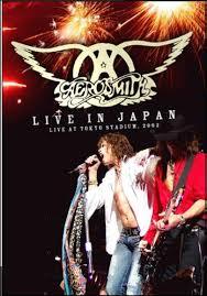 Aerosmith – Live in Japan