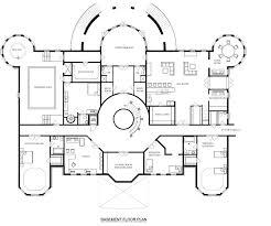 Servant Quarters Floor Plans A Hotr Reader U0027s Revised Floor Plans To A 17 000 Square Foot