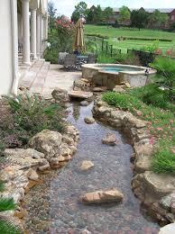 Backyard River Design Outdoor Furniture Design And Ideas - Backyard river design