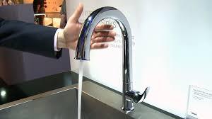 kohler sensate touchless faucet consumer reports youtube
