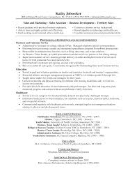 Resume Template  Regional Sales Manager Resume Template Sample With Account Manager Experience  Sales Manager