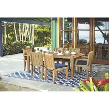 Wood Patio Furniture Sets - home decorators collection patio dining sets patio dining