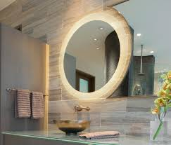 Bathroom Mirror With Lights Built In by 20 Bathroom Mirror Ideas To Reflect An Elegant Style