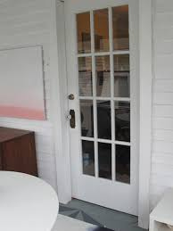 catflap in glass door how to insulate the glass on doors diy network blog made