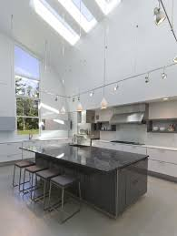 Lighting For A Kitchen by Kitchen Astonishing Vaulted Ceiling Ideas With White Then Pictures