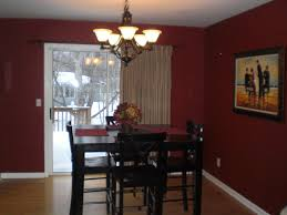colourful curtain ideas for dining room with flower desain curtain